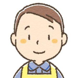 男性介護士・表情アイコン