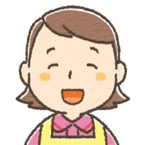 女性介護士・笑顔