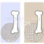 骨密度(骨粗しょう症)のイラスト